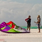 jambiani kite surf