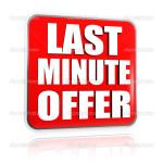 last minute offer sansibar